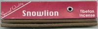 Благовоние SnowLion