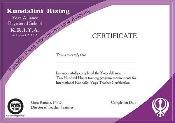 Йога ]Осознания, тренинг подготовки учителей Кундалини йоги