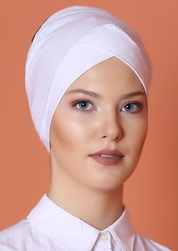 шапочка для йоги женская