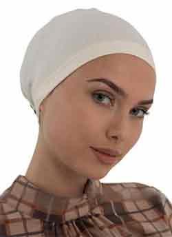 шапочка для йоги женская Simple